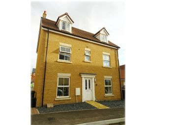 Thumbnail 5 bed detached house for sale in Truscott Avenue, Swindon, Wiltshire