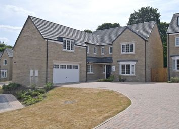 Thumbnail 5 bed detached house for sale in Kings Glade, Barnsley Road, Newmillerdam