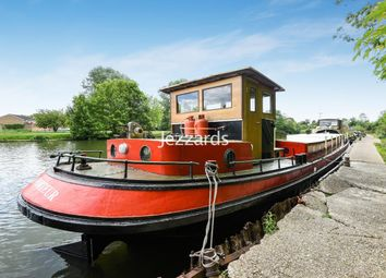 Thumbnail 3 bed houseboat for sale in Platts Eyot, Hampton