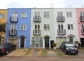 Thumbnail 4 bedroom town house for sale in Eaton Drive, Kingston Upon Thames