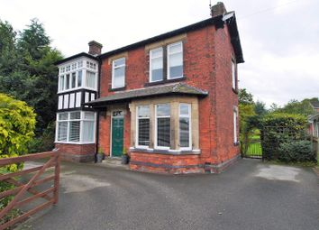 Thumbnail 4 bed detached house for sale in Newbold Road, Chesterfield