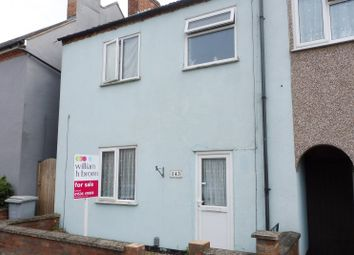 Thumbnail 3 bed end terrace house for sale in Union Street, Desborough, Kettering, Northamptonshire