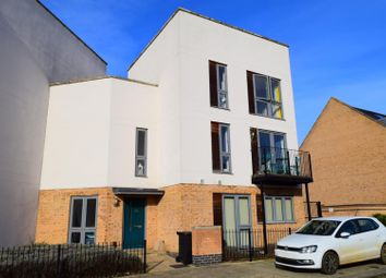 Thumbnail 2 bedroom maisonette for sale in Knot Tiers Drive, Upton, Northampton