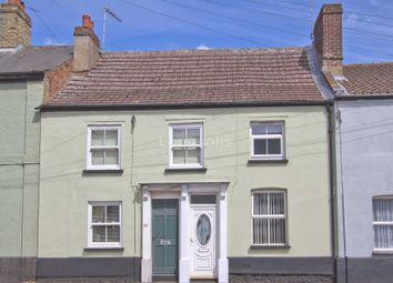 Thumbnail 1 bedroom terraced house for sale in London Street, Swaffham
