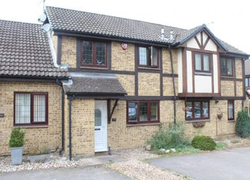 Thumbnail 2 bed terraced house to rent in Morley Close, Yateley