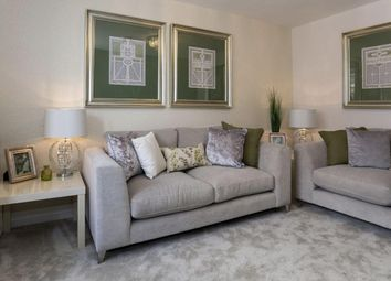 "Thumbnail 3 bedroom terraced house for sale in ""Cawdor"" at Liberton Gardens, Liberton, Edinburgh"