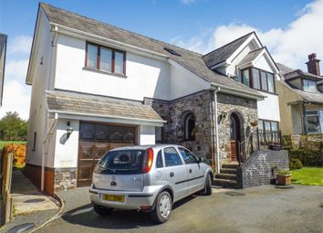 Thumbnail 4 bed detached house for sale in Maes Y Ffridd, Gwalchmai, Holyhead, Anglesey