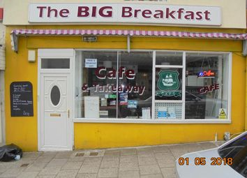 Thumbnail Restaurant/cafe for sale in 184 Albert Road, Plymouth