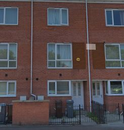 Thumbnail 4 bed terraced house to rent in Stockport Road, Manchester