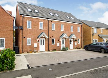 3 bed terraced house for sale in Cupola Close, North Hykeham, Lincoln, Lincolnshire LN6