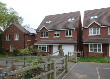 Thumbnail 6 bed detached house for sale in Wickmans Drive, Coventry