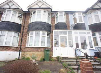Thumbnail 3 bed terraced house for sale in Woodhurst Road, Abbeywood, London