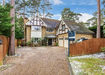 Thumbnail 6 bed detached house for sale in Pyrford Woods, Pyrford, Surrey