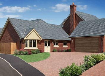 Thumbnail 3 bed detached bungalow for sale in The Beeches, Chester Road, Whitchurch, Shropshire