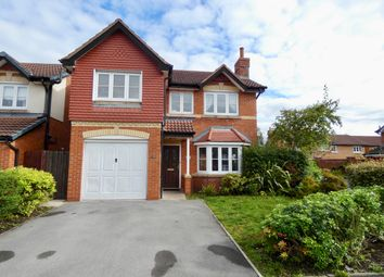 Thumbnail 4 bed detached house for sale in Merridale Road, Moston, Manchester