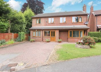 Thumbnail 7 bed detached house for sale in Shervale Close, Wolverhampton