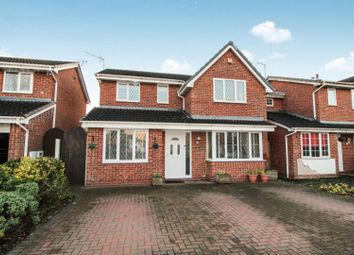 Thumbnail 4 bedroom detached house for sale in Edge Hill Court, Long Eaton