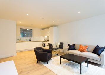 Thumbnail 1 bedroom flat for sale in Atrium Apartments, Ladbroke Grove, London