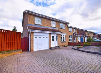 Thumbnail 4 bed property for sale in Home Park, Wallsend