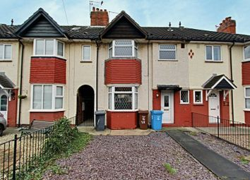 Thumbnail 3 bedroom terraced house for sale in Rosedale Grove, Hull