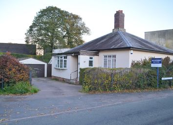Thumbnail 3 bed detached bungalow for sale in Burntwood Road, Hammerwich, Burntwood
