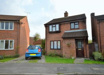 Thumbnail 3 bed detached house for sale in Prospect Close, Gillingham