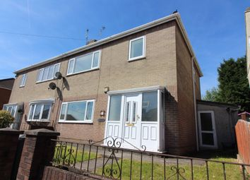 Thumbnail 3 bedroom semi-detached house for sale in Attlee Road, Blackwood