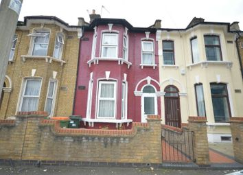 Thumbnail 3 bed terraced house for sale in Grove Crescent Road, London
