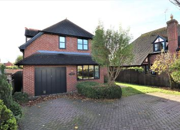 4 bed detached house for sale in Oakleigh Drive, Lincoln LN1