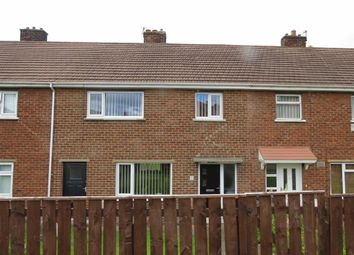 Thumbnail 3 bed terraced house for sale in Teesdale Avenue, Penshaw, Houghton Le Spring