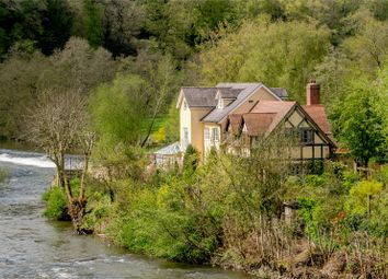 Thumbnail 5 bed detached house for sale in Lower Mill Street, Ludlow, Shropshire