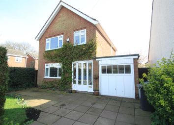 Thumbnail 3 bed detached house to rent in Victoria Road, Burbage, Hinckley