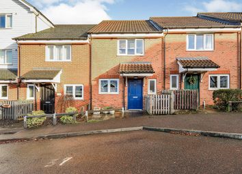 Thumbnail 2 bed terraced house for sale in Oxford Gardens, Maidstone, Kent
