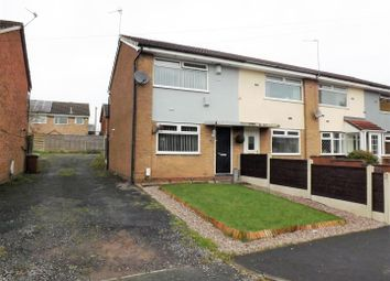Thumbnail 2 bed end terrace house for sale in Summerfield Drive, Middleton, Manchester