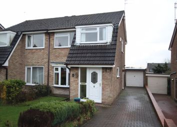 Thumbnail 3 bedroom semi-detached house for sale in St. Gabriels Close, Castleton, Rochdale