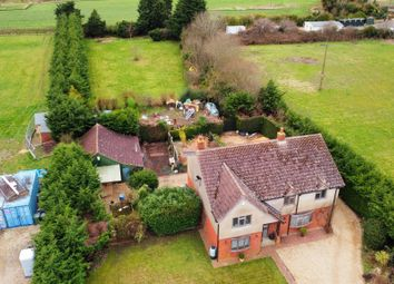 Green Road, Upwell, Wisbech PE14. 5 bed detached house for sale