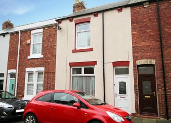 Thumbnail 2 bed terraced house for sale in Leyburn Street, Hartlepool, Cleveland