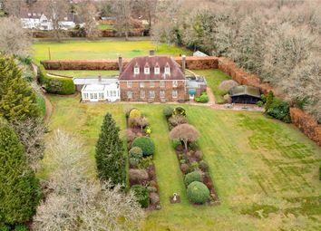 Tilford Road, Farnham, Surrey GU9. 7 bed detached house for sale
