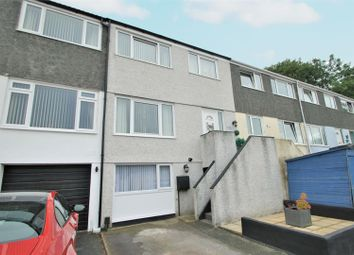 Thumbnail 4 bed terraced house for sale in Baydon Close, Eggbuckland, Plymouth