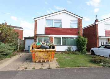 Thumbnail 3 bed detached house for sale in Hereward Way, Deeping St James, Market Deeping, Lincolnshire