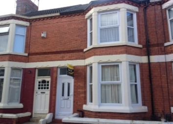 Thumbnail 3 bedroom property to rent in Wolverton Street, Anfield, Liverpool