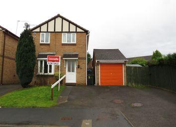 Thumbnail 3 bed detached house for sale in Burns Close, Stourbridge