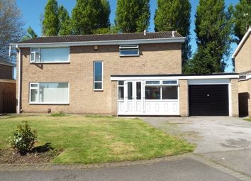 Thumbnail 4 bed detached house to rent in Tynedale Close, Nuthall