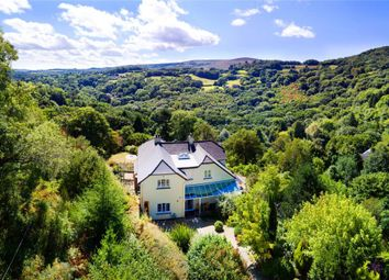 Thumbnail 5 bedroom detached house for sale in Mapstone Hill, Lustleigh, Newton Abbot, Devon