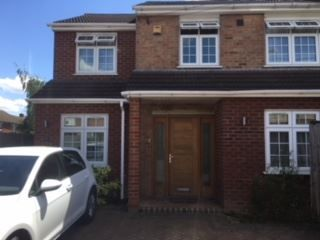 Thumbnail 3 bed shared accommodation to rent in Ryecroft Crescent, Arkley, Barnet