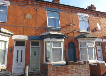 2 bed terraced house for sale in Danvers Road, Leicester LE3