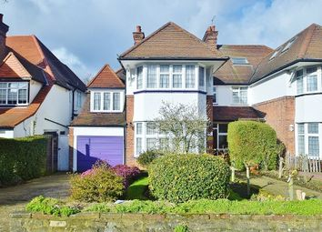 Thumbnail 5 bed semi-detached house for sale in Armitage Road, London