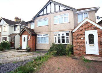 Thumbnail 3 bed semi-detached house to rent in Gresham Road, Hillingdon, Uxbridge