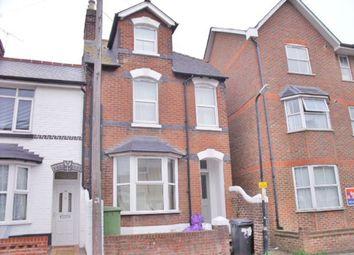 Thumbnail 6 bedroom end terrace house to rent in Gordon Road, Canterbury