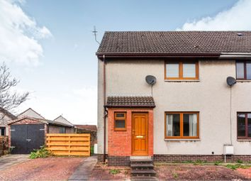 Thumbnail 2 bed semi-detached house for sale in Rose Street, Annan